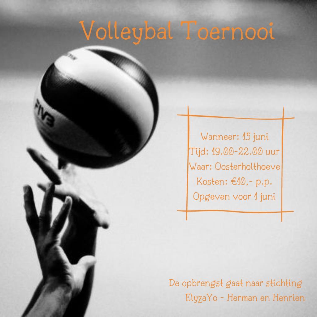 volleybaltoernooi